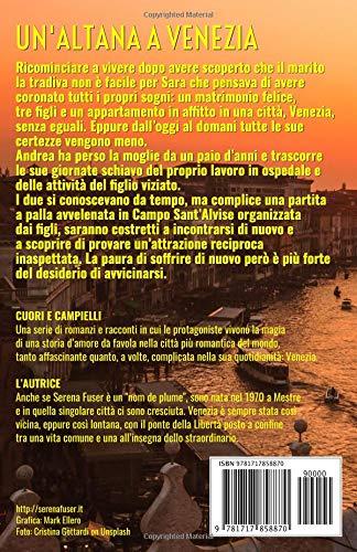 Unaltana A Venezia Cuori E Campielli Italian Edition Serena