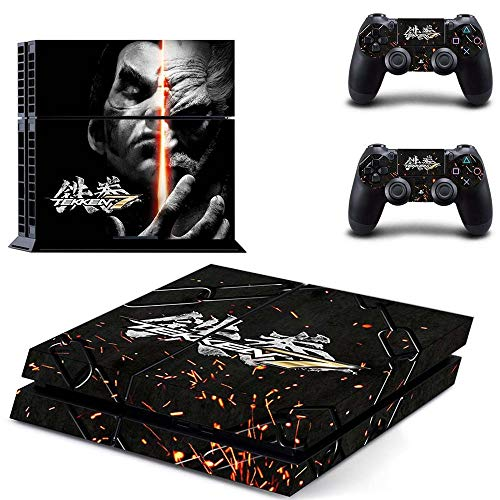 Tekken 6 Psp Jin Costumes - Tekken 7 PS4 Wrap Skin Cover