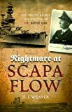 NIGHTMARE AT SCAPA FLOW by H. J. Weaver front cover