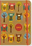 2015 Owls Weekly Planner, Peter Pauper Press, 1441314032