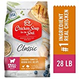 Chicken Soup for the Soul Small Bites Dog Food, Ch...