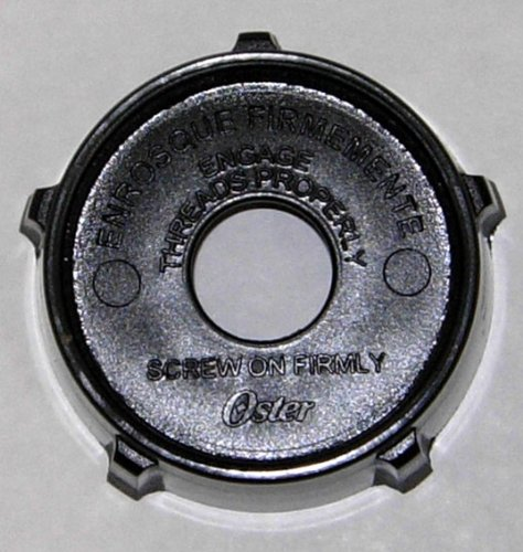 Oster 4902 Blender Jar Bottom with 1-Gasket for Oster and Osterizer Blenders - Osterizer Blender Jar