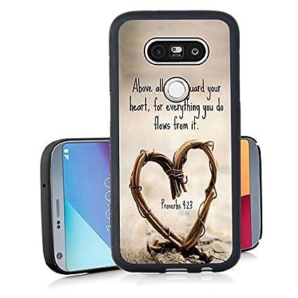 Amazon.com: LG G6 Case, ftfcase TPU Back Cover Funda para LG ...
