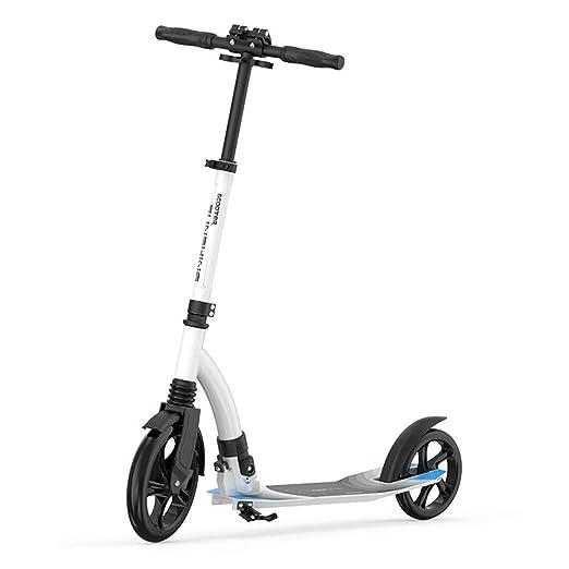 IG Patinetes plegables para adultos con ruedas grandes ...