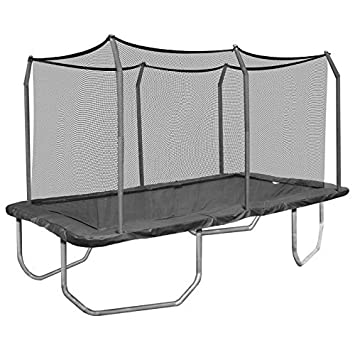 Skywalker Trampoline Replacement Net for 8ft x 14ft Rectangle, use with 6 Poles – NET ONLY CK6020