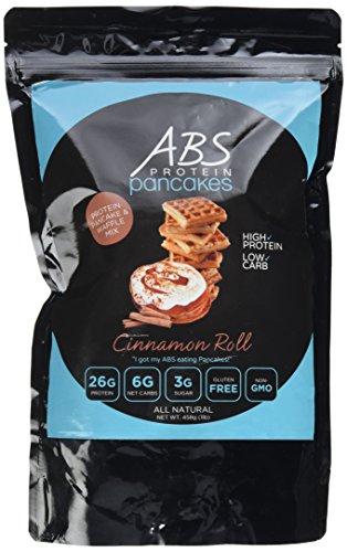 ABS Protein Pancakes Cinnamon Pancake product image