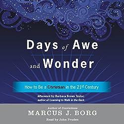 Days of Awe and Wonder