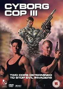 Cyborg Cop 3 [DVD] [Reino Unido]