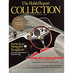 The Robb Report COLLECTION October 2006 Magazine SPORTS, LUXURY AND CLASSIC CARS Jeep Wrangler Unlimited CAR VS. MOTORCYCLE: LOTUS SPORT ELISE TAKES ON TRIUMPH DAYTONA 675