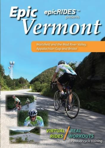 EpicRIDES Vermont Waitsfield and the Mad River Valley, Appalachian Gap and Bristol