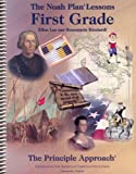 The Noah Plan Lessons : First Grade, Lee, Ellen and Ricciardi, Rosemarie, 0912498285