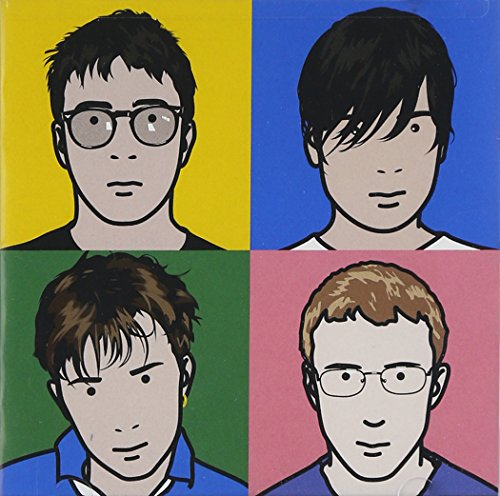 Blur - Numbers 1 1995 - Lyrics2You