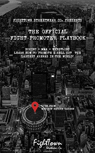 Amazon the official fight promoter playbook the fight promoter the official fight promoter playbook the fight promoter series 2 by shultz malvernweather Image collections