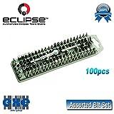 ECLIPSE SD-2310 Pro's Kit Assorted Bit Set 100pcs