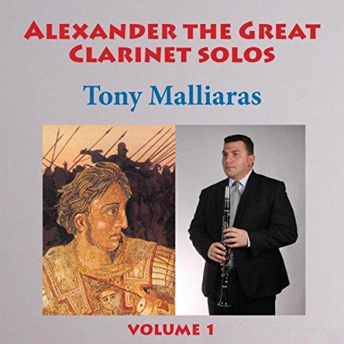 Alexander The Great  Clarinet Solos  Vol  1