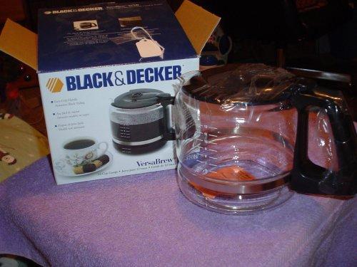 Black & Decker Replacement Carafe - 5