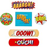 NPW Ouch Comic Strips