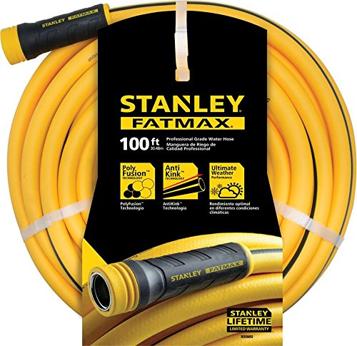 (Stanley Fatmax Professional Grade Water Hose, 100' x 5/8