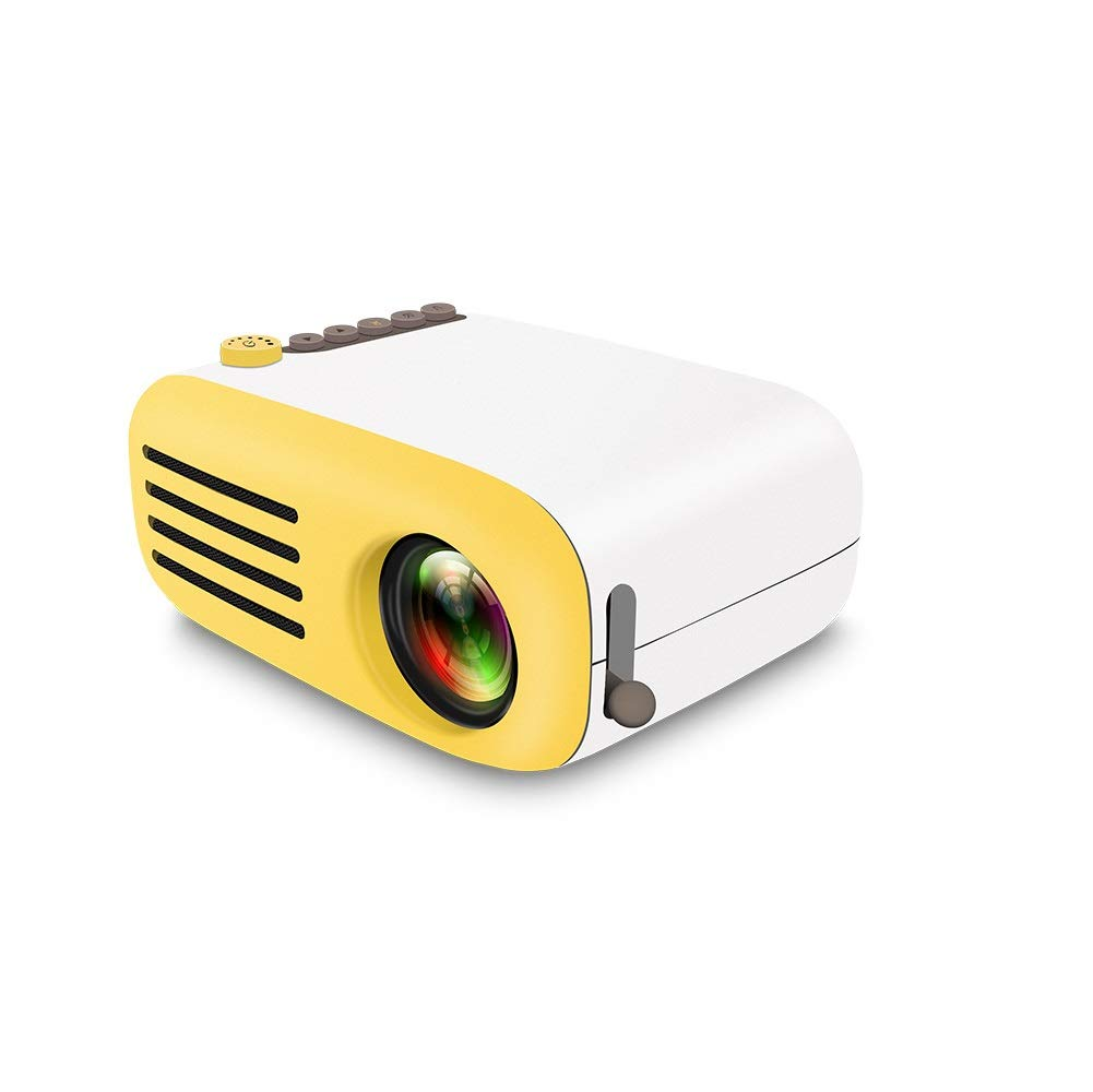 Mini Proyector Pico Proyector LED, Proyector Mini con HDMI USB ...