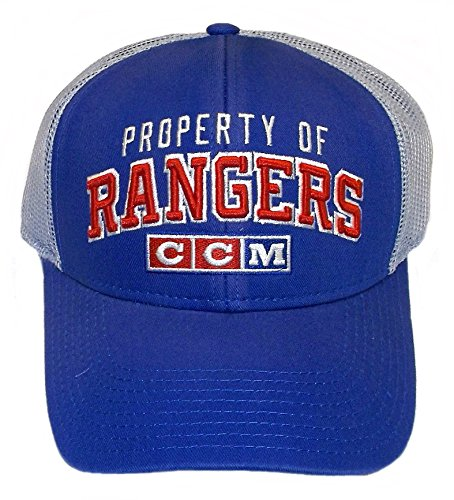 93ccd5b9b Rangers Trucker Hat, New York Rangers Trucker Hat