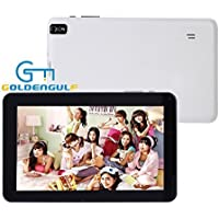 Goldengulf 2017 Newest 9' inch DUAL CORE dual camera Newest MID Google Android 4.2 Tablet PC Capacitive CPU WM8880 8GB Flash 11.1,Registered in Washington