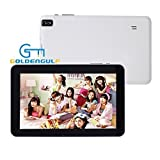 Goldengulf 2017 Newest 9'' inch DUAL CORE dual camera Newest MID Google Android 4.2 Tablet PC Capacitive CPU WM8880 8GB Flash 11.1,Registered in Washington