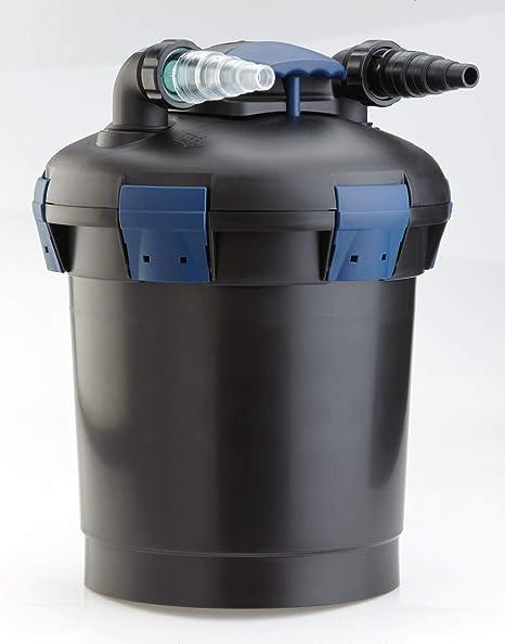 Oase BioPress Set 6000 - Filtro de presión: Amazon.es: Jardín