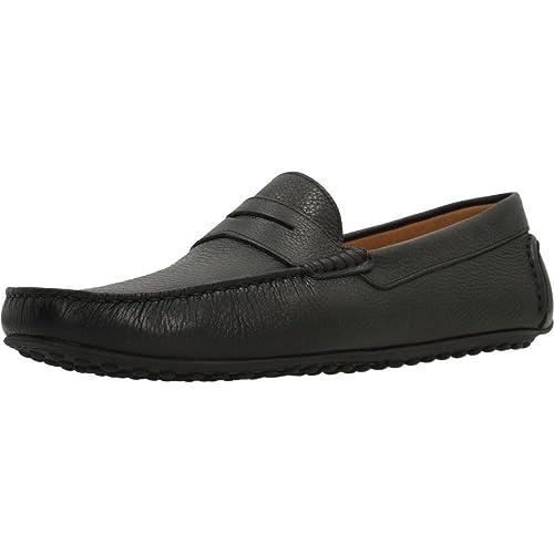 Mocasines para Hombre, Color Negro, Marca SITGETANA, Modelo Mocasines para Hombre SITGETANA Kiowa Negro: Amazon.es: Zapatos y complementos