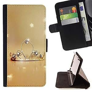 For Apple iPhone 5C,S-type Naturaleza Princesa- Dibujo PU billetera de cuero Funda Case Caso de la piel de la bolsa protectora