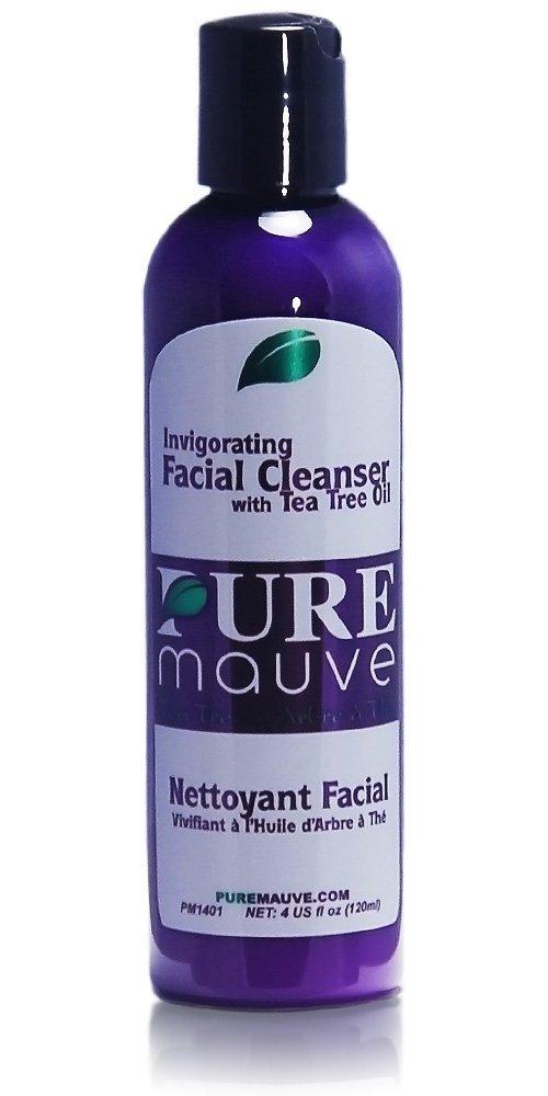 Pure Mauve Tea Tree Invigorating Facial Cleanser Carapex PM1401