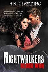 Blood War (Nightwalkers Book 3)