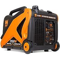 WEN 56310i-RV 3100-Watt Gas-Powered Portable Inverter Generator