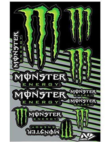 Monster Energy Decal - N-Style Universal Decal Kit - Monster V.1