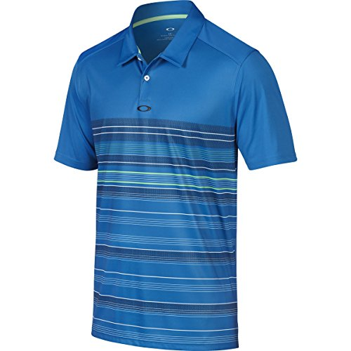 Oakley Mens High Crest Polo Shirt Medium - Polo Oakley Medium