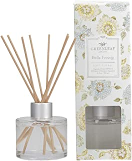 product image for Greenleaf Signature Reed Diffuser - Bella Freesia - Lasts Up to 30 Days - Made in The USA