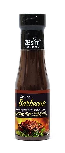 Salsa Barbacoa 0% 2bSlim 250 ml