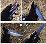 Harnds Blazer CK7006A Tactical Folding Pocket Knife