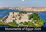 Monuments of Egypt 2020 2020: The best photos from Wiki Loves Monuments, the world s largest photo competition on Wikipedia (Calvendo Places)