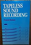 img - for Tapeless Sound Recording book / textbook / text book