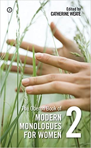 Book The Oberon Book of Modern Monologues for Women: Volume Two