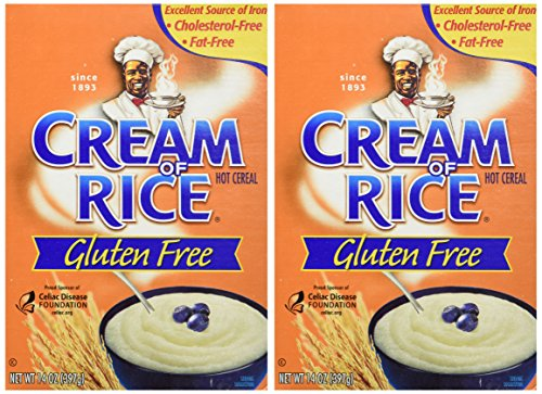 Top 10 best cream of rice cereal gluten free