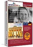 Sprachenlernen24.de Deutsch für Amerikaner Basis PC CD-ROM: Lernsoftware auf CD-ROM für Windows/Linux/Mac OS X