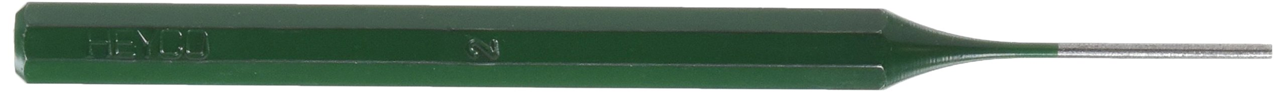 Heyco 1565000221 Parallel pin punch''1565'' 2mm