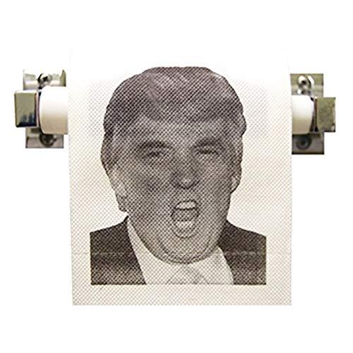 OSOPOLA - Novelty President Toilet Paper - Prank