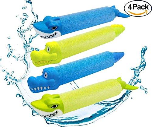 Shark Blaster Water Gun,4 Pack Water ...