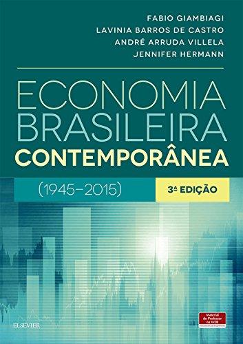 Economia brasileira contemporânea Fabio Giambiagi ebook