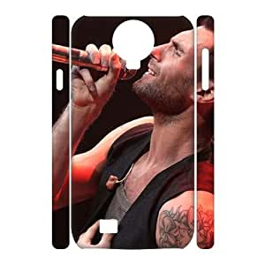 DIY 3D Case Cover for SamSung Galaxy S4 I9500 with Customized maroon 5