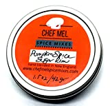 Chef Mel Spice Mixes Pumpkin Spice Sugar Cocktail Rim