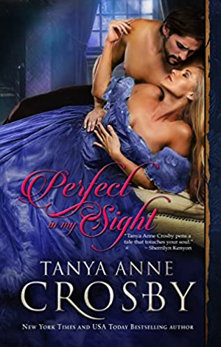book cover of Perfect in My Sight