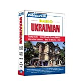 Pimsleur Ukrainian Basic Course - Level 1 Lessons 1-10 CD: Learn to Speak and Understand Ukrainian with Pimsleur Language Programs